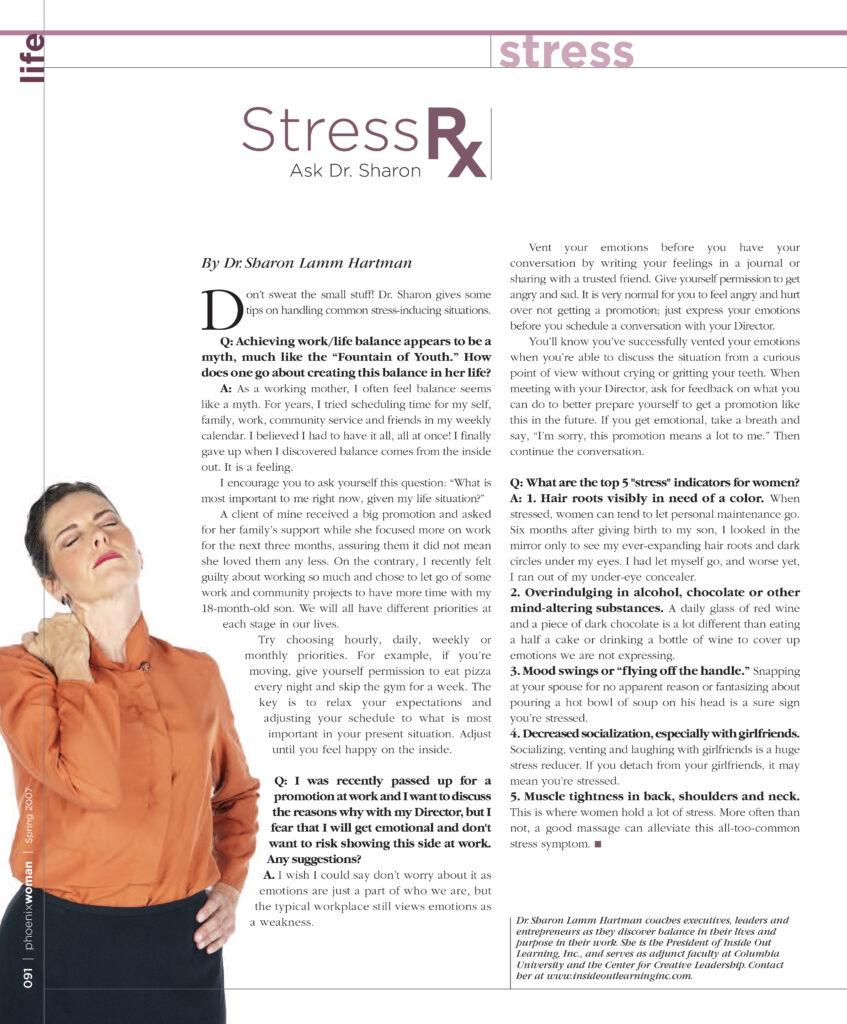 Stress Rx